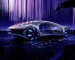 2020 Mercedes-Benz VISION AVTR Concept Rear Three-Quarter Wallpapers 150x120 (19)