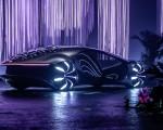 2020 Mercedes-Benz VISION AVTR Concept Rear Three-Quarter Wallpapers 150x120 (20)