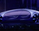 2020 Mercedes-Benz VISION AVTR Concept Side Wallpapers 150x120 (32)