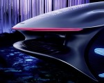 2020 Mercedes-Benz VISION AVTR Concept Tail Light Wallpapers 150x120 (34)