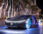 2020 Mercedes-Benz VISION AVTR Concept Wallpapers HD