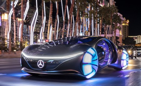 2020 Mercedes-Benz VISION AVTR Concept Wallpapers & HD Images
