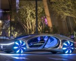 2020 Mercedes-Benz VISION AVTR Concept in Las Vegas Side Wallpapers 150x120 (12)