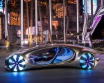 2020 Mercedes-Benz VISION AVTR Concept in Las Vegas Side Wallpapers 150x120 (9)