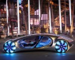 2020 Mercedes-Benz VISION AVTR Concept in Las Vegas Side Wallpapers 150x120 (10)