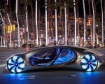 2020 Mercedes-Benz VISION AVTR Concept in Las Vegas Side Wallpapers 150x120 (11)