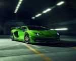 2020 NOVITEC Lamborghini Aventador SVJ Front Three-Quarter Wallpapers 150x120 (2)
