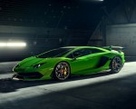 2020 NOVITEC Lamborghini Aventador SVJ Wallpapers HD