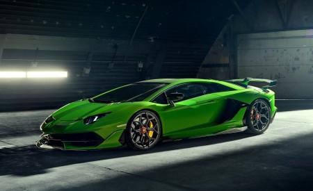 2020 NOVITEC Lamborghini Aventador SVJ Wallpapers & HD Images