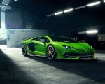 2020 NOVITEC Lamborghini Aventador SVJ Front Three-Quarter Wallpapers 150x120 (3)
