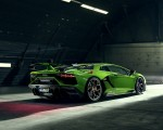 2020 NOVITEC Lamborghini Aventador SVJ Rear Three-Quarter Wallpapers 150x120 (8)