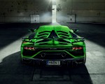 2020 NOVITEC Lamborghini Aventador SVJ Rear Wallpapers 150x120 (9)