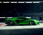 2020 NOVITEC Lamborghini Aventador SVJ Side Wallpapers 150x120 (4)