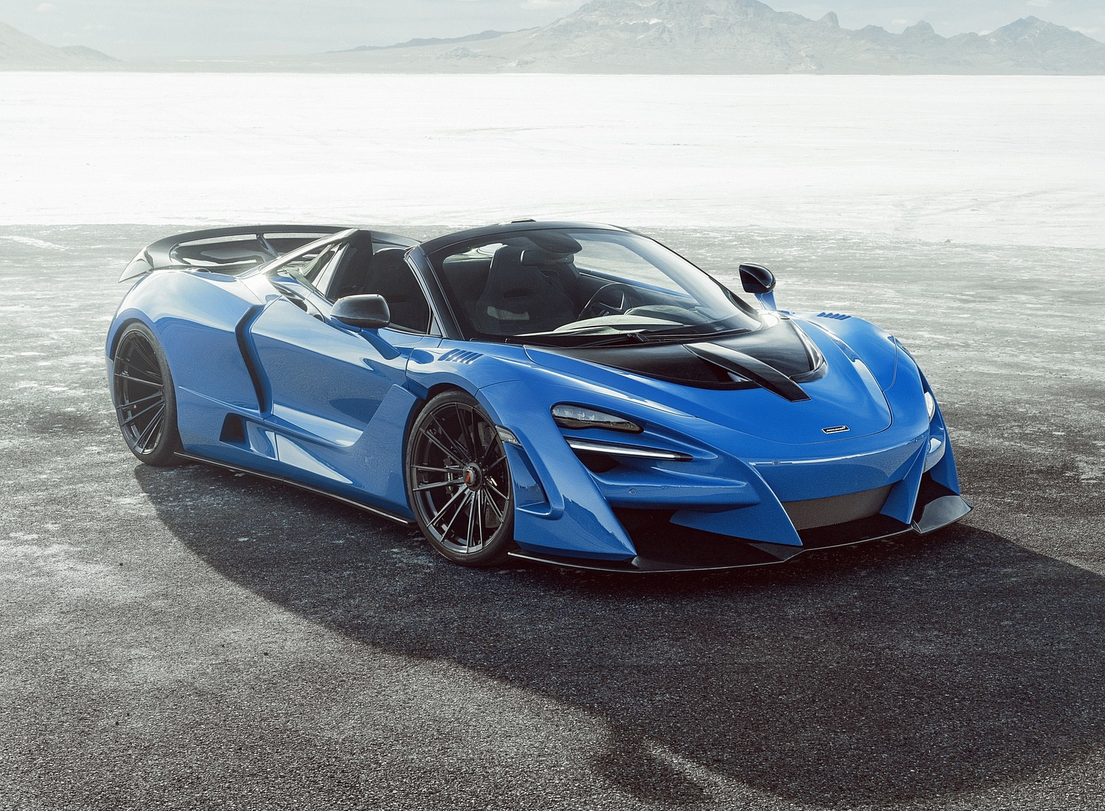 2020 NOVITEC N-LARGO based on McLaren 720S Spider Front Three-Quarter Wallpapers (4)