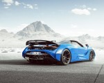 2020 NOVITEC N-LARGO based on McLaren 720S Spider Rear Three-Quarter Wallpapers 150x120 (2)