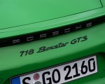 2020 Porsche 718 Boxster GTS 4.0 (Color: Phyton Green) Badge Wallpapers 150x120 (43)