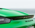 2020 Porsche 718 Boxster GTS 4.0 (Color: Phyton Green) Detail Wallpapers 150x120 (39)
