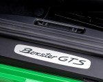 2020 Porsche 718 Boxster GTS 4.0 (Color: Phyton Green) Door Sill Wallpapers 150x120 (45)