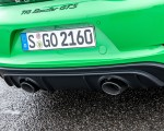 2020 Porsche 718 Boxster GTS 4.0 (Color: Phyton Green) Exhaust Wallpapers 150x120 (37)