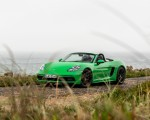 2020 Porsche 718 Boxster GTS 4.0 (Color: Phyton Green) Front Three-Quarter Wallpapers 150x120 (21)