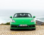 2020 Porsche 718 Boxster GTS 4.0 (Color: Phyton Green) Front Wallpapers 150x120 (23)