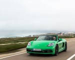 2020 Porsche 718 Boxster GTS 4.0 (Color: Phyton Green) Front Wallpapers 150x120 (8)