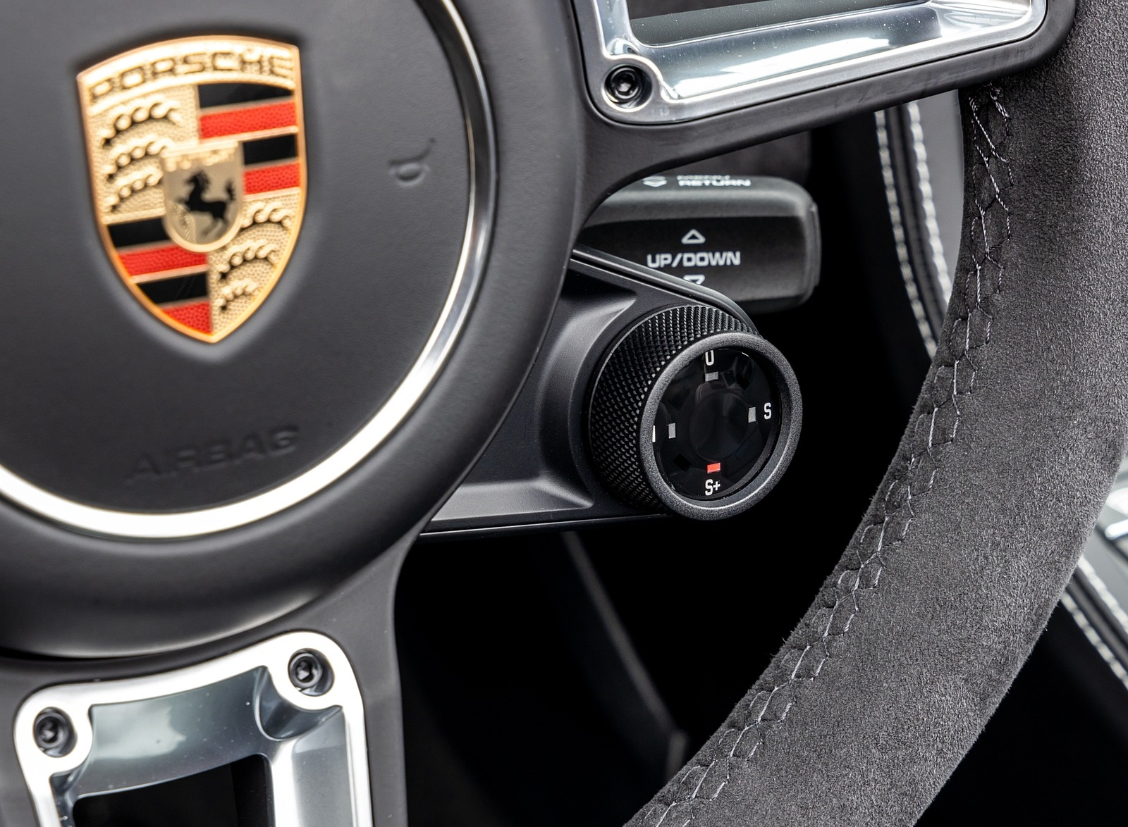 2020 Porsche 718 Boxster Gts 4 0 Color Phyton Green Interior Detail Wallpapers 49 Newcarcars