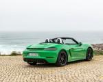 2020 Porsche 718 Boxster GTS 4.0 (Color: Phyton Green) Rear Three-Quarter Wallpapers 150x120 (24)