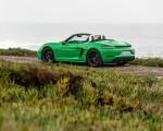 2020 Porsche 718 Boxster GTS 4.0 (Color: Phyton Green) Rear Three-Quarter Wallpapers 150x120 (25)
