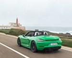 2020 Porsche 718 Boxster GTS 4.0 (Color: Phyton Green) Rear Three-Quarter Wallpapers 150x120 (13)