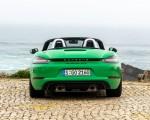 2020 Porsche 718 Boxster GTS 4.0 (Color: Phyton Green) Rear Wallpapers 150x120 (28)