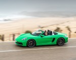 2020 Porsche 718 Boxster GTS 4.0 (Color: Phyton Green) Side Wallpapers 150x120 (15)