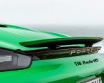 2020 Porsche 718 Boxster GTS 4.0 (Color: Phyton Green) Spoiler Wallpapers 150x120 (34)