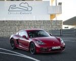 2020 Porsche 718 Cayman GTS 4.0 (Color: Carmine Red) Front Three-Quarter Wallpapers 150x120 (28)