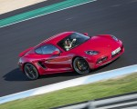 2020 Porsche 718 Cayman GTS 4.0 (Color: Carmine Red) Front Three-Quarter Wallpapers 150x120 (14)