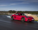 2020 Porsche 718 Cayman GTS 4.0 (Color: Carmine Red) Front Three-Quarter Wallpapers 150x120 (15)