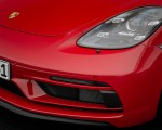 2020 Porsche 718 Cayman GTS 4.0 (Color: Carmine Red) Headlight Wallpapers 150x120 (45)