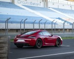 2020 Porsche 718 Cayman GTS 4.0 (Color: Carmine Red) Rear Three-Quarter Wallpapers 150x120 (31)