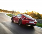 2020 Porsche 718 Cayman GTS 4.0 (Color: Carmine Red) Rear Three-Quarter Wallpapers 150x120 (8)