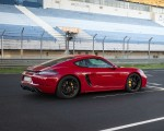 2020 Porsche 718 Cayman GTS 4.0 (Color: Carmine Red) Rear Three-Quarter Wallpapers 150x120 (32)