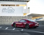 2020 Porsche 718 Cayman GTS 4.0 (Color: Carmine Red) Rear Three-Quarter Wallpapers 150x120 (33)