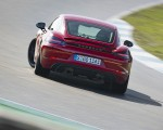 2020 Porsche 718 Cayman GTS 4.0 (Color: Carmine Red) Rear Wallpapers 150x120 (21)