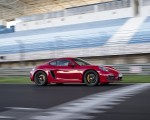 2020 Porsche 718 Cayman GTS 4.0 (Color: Carmine Red) Side Wallpapers 150x120 (22)
