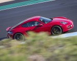 2020 Porsche 718 Cayman GTS 4.0 (Color: Carmine Red) Side Wallpapers 150x120 (24)