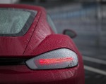 2020 Porsche 718 Cayman GTS 4.0 (Color: Carmine Red) Tail Light Wallpapers 150x120 (41)