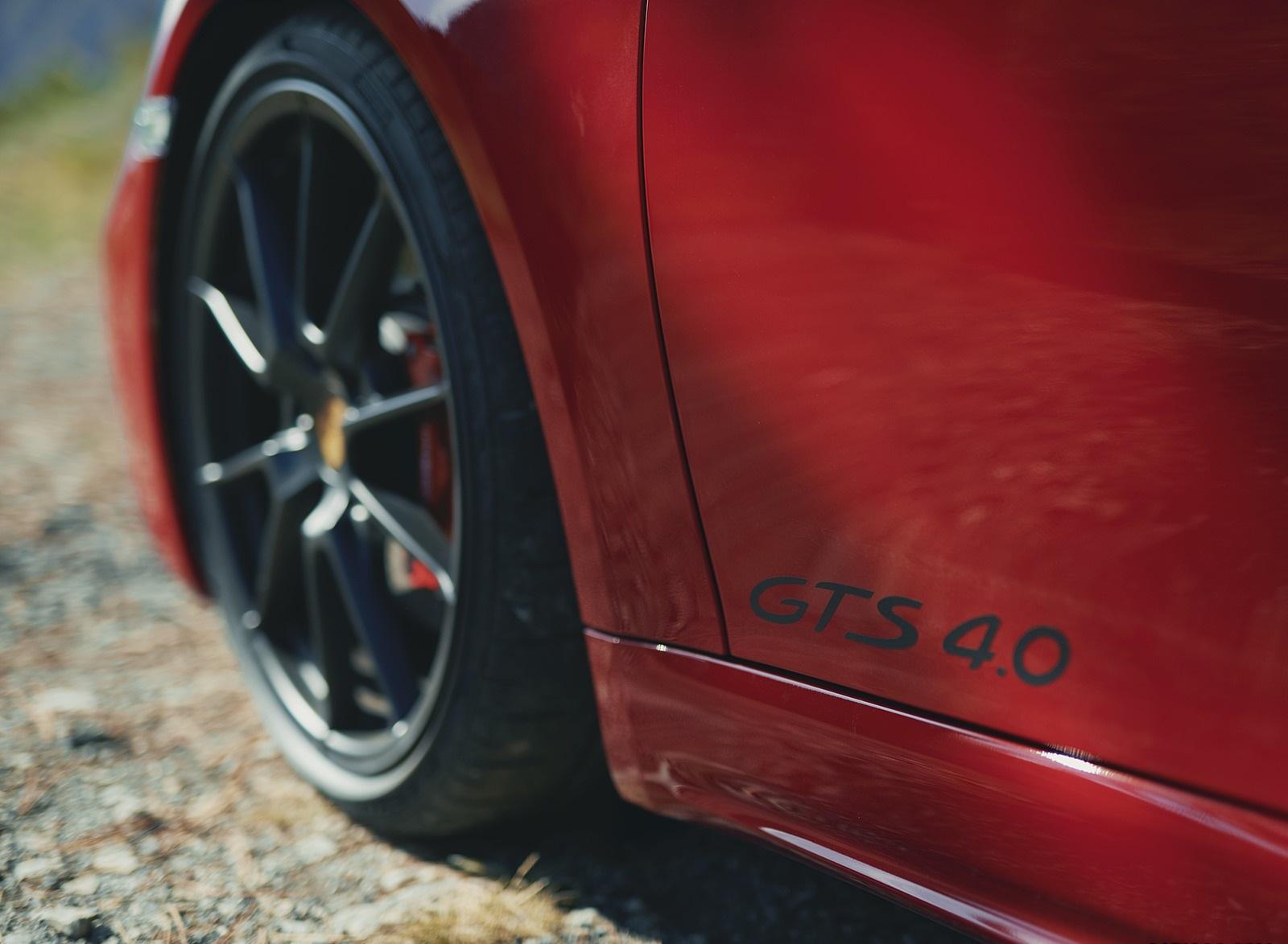 2020 Porsche 718 Cayman GTS 4.0 Wheel Wallpapers (3)