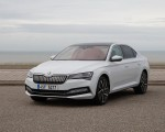 2020 Skoda Superb iV Plug-In Hybrid Front Three-Quarter Wallpapers 150x120 (42)