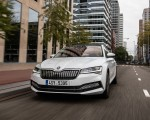 2020 Skoda Superb iV Plug-In Hybrid Front Wallpapers 150x120 (7)