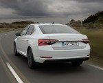 2020 Skoda Superb iV Plug-In Hybrid Rear Three-Quarter Wallpapers 150x120 (20)