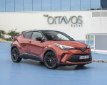 2020 Toyota C-HR Hybrid (Euro-Spec) Front Three-Quarter Wallpapers 150x120 (37)